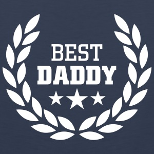 Best Daddy Sportsklær - Premium singlet for menn
