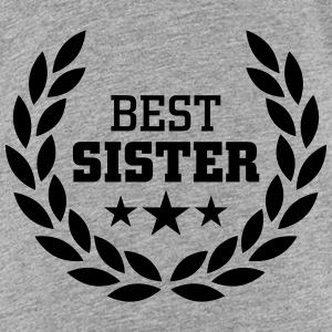 Best Sister Shirts - Teenage Premium T-Shirt