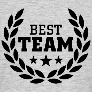 Best Team T-shirts - T-shirt herr