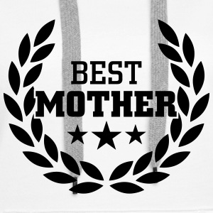 Best Mother Tröjor - Premiumluvtröja dam