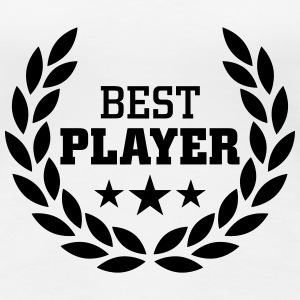 Best Player T-Shirts - Women's Premium T-Shirt