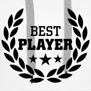 Best Player Tröjor - Premiumluvtröja dam
