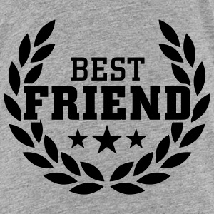 Best Friend T-shirts - Premium-T-shirt barn