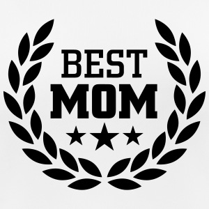 Best Mom T-shirts - Dame T-shirt svedtransporterende