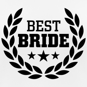 Best Bride Camisetas - Camiseta mujer transpirable
