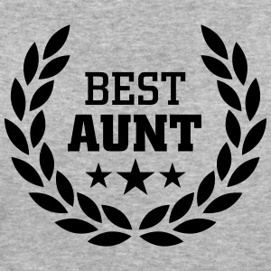 Best Aunt T-shirts - Organic damer