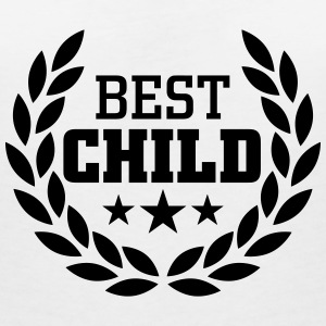 Best Child T-Shirts - Women's V-Neck T-Shirt