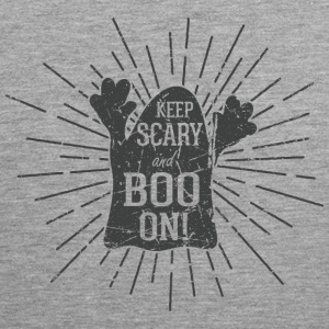 Keep scary and boo on Sportkläder - Premiumtanktopp herr