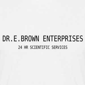 Dr.e.brown Tee shirts - T-shirt Homme