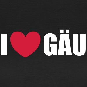 Gäu T-Shirts - Frauen T-Shirt