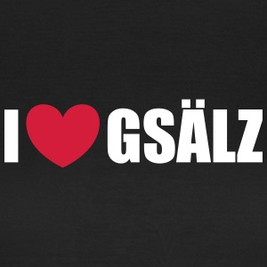 Gsälz T-Shirts - Frauen T-Shirt