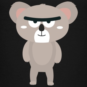 Big eyebrows koala Shirts - Kids' Premium T-Shirt