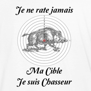 Chasseur - T-shirt bio Homme