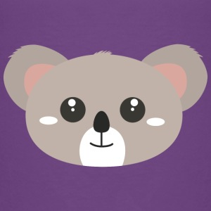 Nice friendly Koala head Shirts - Kids' Premium T-Shirt