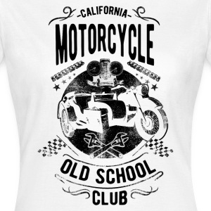 CALIFORNIA OLD SCHOOL CLUB #2 T-Shirts - Frauen T-Shirt