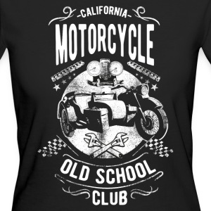 CALIFORNIA OLD SCHOOL CLUB #1 T-Shirts - Frauen Bio-T-Shirt