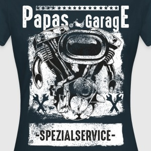 PAPAS GARAGE #1 T-Shirts - Frauen T-Shirt