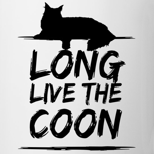 Long Live The Coon Tasse