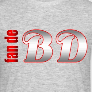 fan de BD - T-shirt Homme