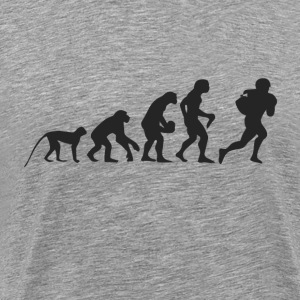 Evolution Football T-shirts - Premium-T-shirt herr