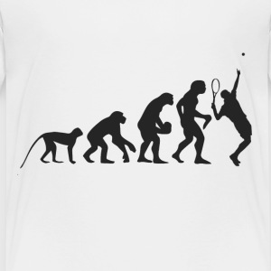 Evolution Tennis T-shirts - Børne premium T-shirt