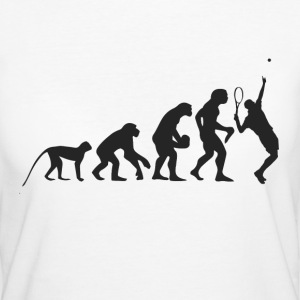 Evolution Tennis T-shirts - Organic damer