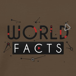 WorldFacts Factory - Men's Premium T-Shirt