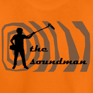 The Soundman - Kinder Premium T-Shirt