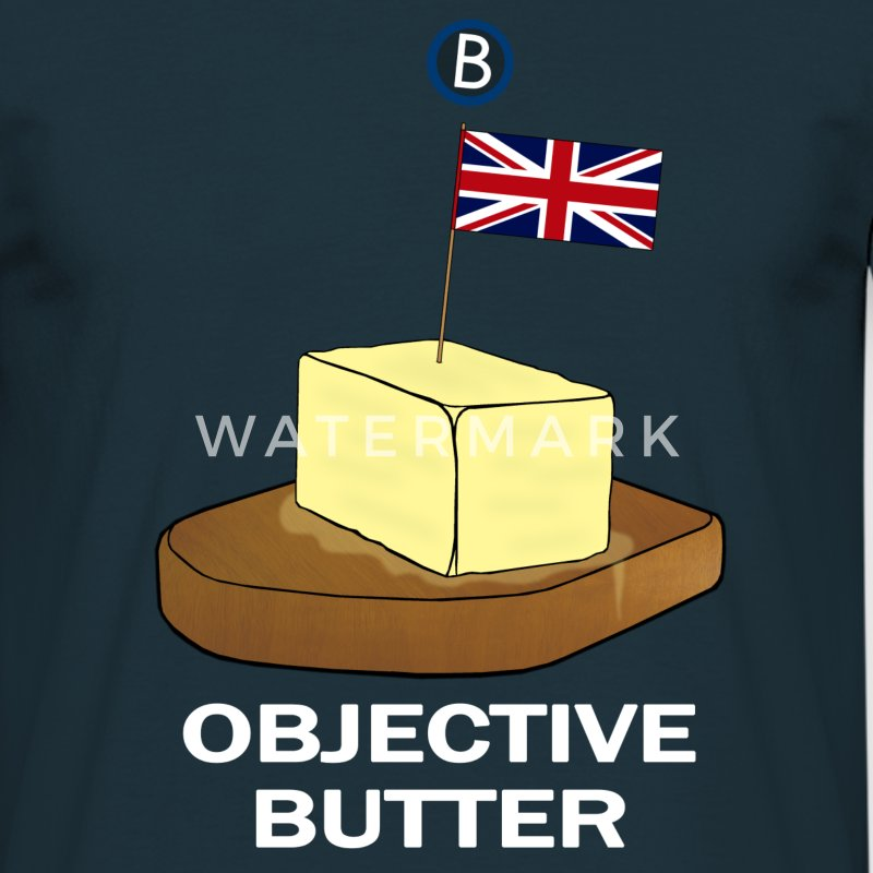 Objective Butter - Battlefield 1 T-Shirts - Men's T-Shirt