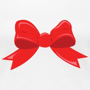 Hair Bow T-Shirts - Women's Premium T-Shirt