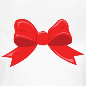 Hair Bow T-skjorter - T-skjorte for kvinner