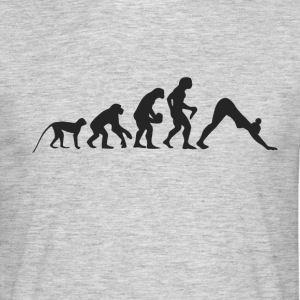 Evolution Yoga T-skjorter - T-skjorte for menn