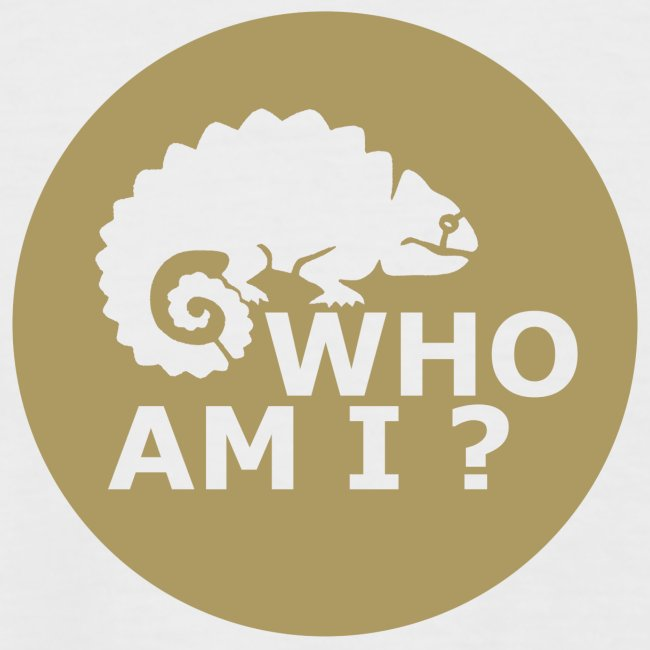 Who am I? - T-Shirt