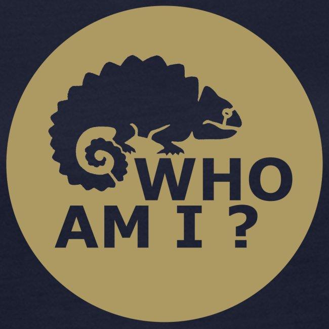 Who am I? - Bio-T-Shirt