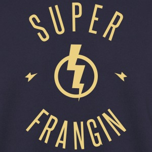 SUPER FRANGIN Sweat-shirts - Sweat-shirt Homme