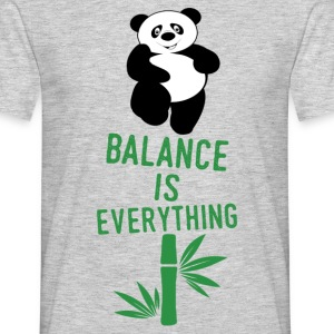Balance Is Everything T-Shirts - Men's T-Shirt