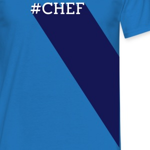 #CHEF - Long Shadow T-Shirts - Männer T-Shirt
