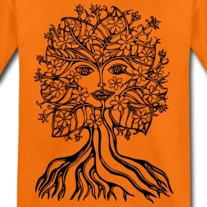 Tree fairy, save, earth, planet, forest, fantasy Shirts - Kids' Premium T-Shirt