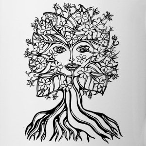 Tree fairy, save, earth, planet, forest, fantasy Mugs & Drinkware - Mug