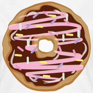 Chocolate Donut T-Shirts - Frauen T-Shirt