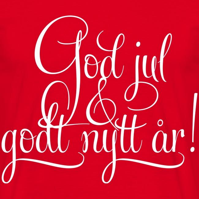 God jul & godt nytt år!