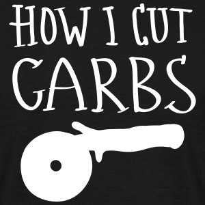 How I Cut Carbs T-Shirts - Men's T-Shirt