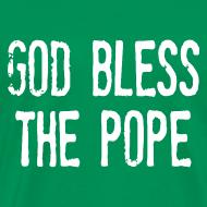 Design ~ GOD BLESS THE POPE