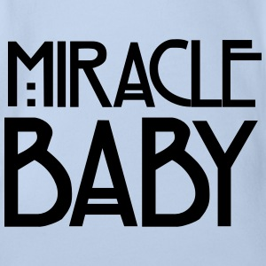 Miracle baby Baby Bodysuits - Organic Short-sleeved Baby Bodysuit