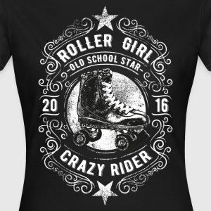 ROLLER GIRL #1 T-Shirts - Frauen T-Shirt