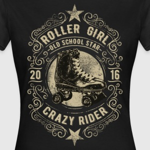 ROLLER GIRL #3 T-Shirts - Frauen T-Shirt