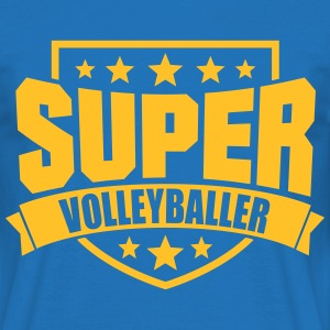 Super Volleyballer T-Shirts - Männer T-Shirt