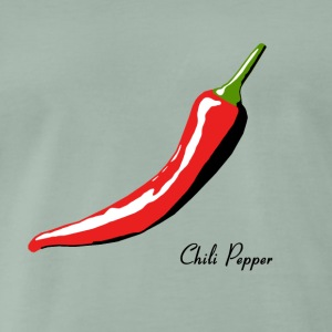 Chili Pepper - Männer Premium T-Shirt