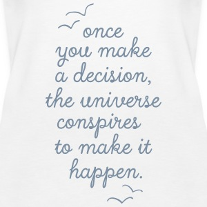 The power of the Universe and you Toppe - Dame Premium tanktop