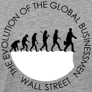 Global Business Forecast - Männer Premium T-Shirt